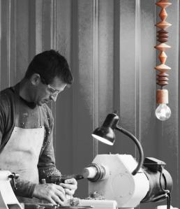 woodturning wood beads