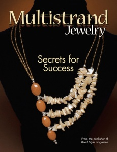 multistrand jewelry book cover